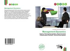 Bookcover of Management Dynamics