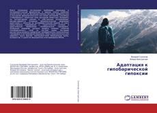 Адаптация к гипобарической гипоксии kitap kapağı
