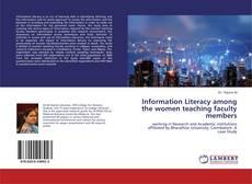 Copertina di Information Literacy among the women teaching faculty members