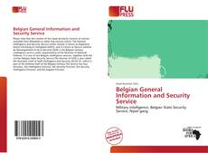 Belgian General Information and Security Service kitap kapağı