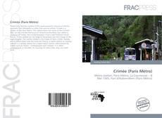 Bookcover of Crimée (Paris Métro)