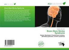 Bookcover of Brain Stem Stroke Syndrome