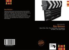Couverture de Roy Watson