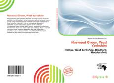 Bookcover of Norwood Green, West Yorkshire