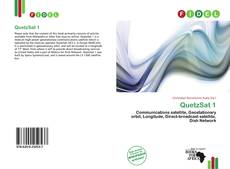 Bookcover of QuetzSat 1
