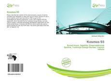 Bookcover of Kosmos 93