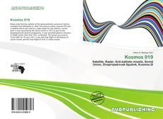Couverture de Kosmos 919