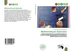 Capa do livro de Mathématiques Spéciales