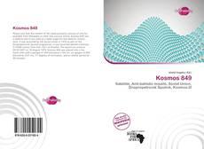 Capa do livro de Kosmos 849