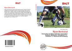 Bookcover of Ryan Bertrand