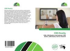 CBS Reality kitap kapağı