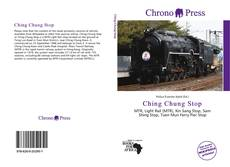 Bookcover of Ching Chung Stop