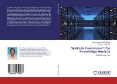 Bookcover of Waikato Environment for Knowledge Analysis