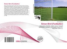 Bookcover of Simon Bird (Footballer)