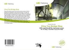 Buchcover von Choy Yee Bridge Stop