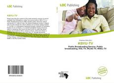 Bookcover of KBYU-TV
