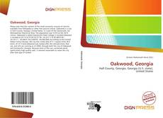 Bookcover of Oakwood, Georgia