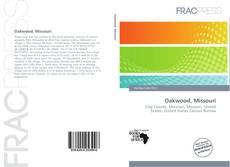 Bookcover of Oakwood, Missouri