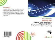 Capa do livro de Kosmos 662