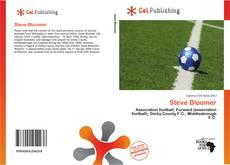 Couverture de Steve Bloomer