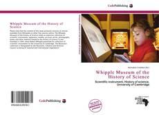 Capa do livro de Whipple Museum of the History of Science