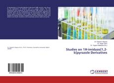 Couverture de Studies on 1H-imidazo[1,2-b]pyrazole Derivatives