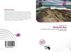Capa do livro de Ebelyakh Bay