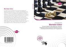 Borislav Ivkov kitap kapağı