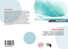 Couverture de Armand Bois