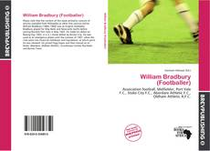 William Bradbury (Footballer) kitap kapağı
