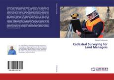 Bookcover of Cadastral Surveying for Land Managers
