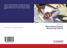 Bookcover of Recreational Sports Reasoning Science