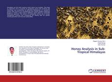Portada del libro de Honey Analysis in Sub-Tropical Himalayas