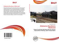 Borítókép a  Alabama Southern Railroad - hoz