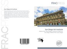 San Diego Art Institute的封面