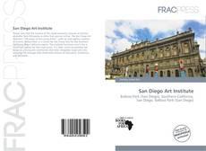 Capa do livro de San Diego Art Institute