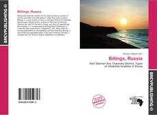 Bookcover of Billings, Russia