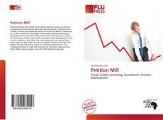 Couverture de Petition Mill