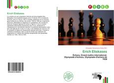 Bookcover of Erich Eliskases