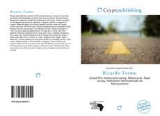 Portada del libro de Ricardo Tormo