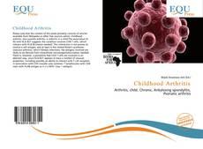 Bookcover of Childhood Arthritis