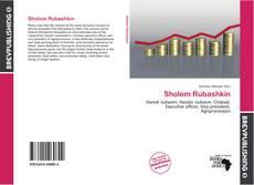 Bookcover of Sholom Rubashkin
