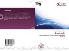 SnapLogic的封面