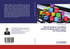 Bookcover of Search Engines and Meta Search Engines great search for Knowledge