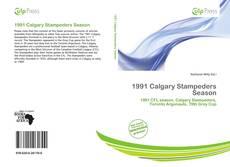 Couverture de 1991 Calgary Stampeders Season