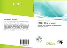 Buchcover von 125th Ohio Infantry