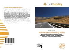 Shane Parker (Speedway Rider) kitap kapağı