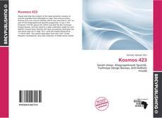 Bookcover of Kosmos 423