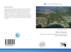 Bookcover of Kola (town)