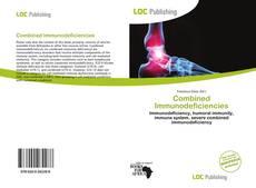 Capa do livro de Combined Immunodeficiencies